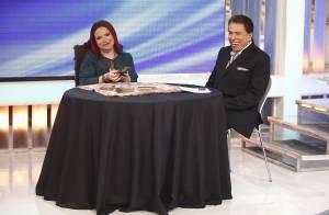 Silvio Santos brinca sobre seu casamento para taróloga: 'Quero saber se já traí'