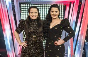 Maiara e Maraisa aprendem coreografia do brega funk: 'Mico em rede nacional'