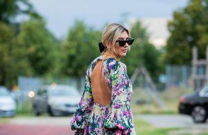 Os estilos de vestidos e saias midi com toque romântico que são hit do verão