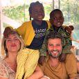 Giovanna Ewbank homenageia os filhos: ' Eles vão ficar loucos quando virem a pantera negra no meu braço'