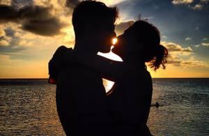 Juliana Paes posta foto romântica no Instagram com o marido: 'Amantes'