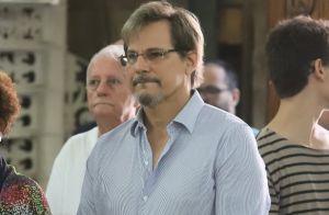 Missa de 7° dia de Jorge Fernando reúne Edson Celulari e mais famosos