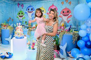 Mulher de Cristiano lista mudanças no corpo em 2ª gravidez: 'Engordei 3 kg'