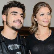 Ewbank cita romance com Massafera, mas Caio Castro desconversa: 'Status limitam'