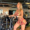 Ex-BBB Patrícia Leitte adotou estilo de vida saudável