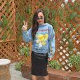 Sabrina Sato apostou em truque fashionista na moda em look para desfile