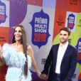 Ivete Sangalo e o marido, Daniel Cady, apareceram em nova foto com os filhos postada pela cantora