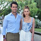 Marina Ruy Barbosa e o marido prestigiam festa de 1 ano de Zoe. Veja convidados!