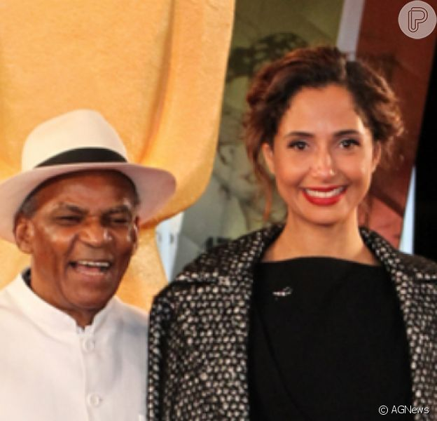Camila Pitanga tem apoio do pai, Antonio Pitanga, no namoro com a artesã Beatriz Coelho: 'Sempre aplaudindo e abençoando'