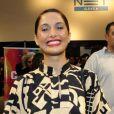 Camila Pitanga ganhou apoio do pai, Antonio Pitanga, no namoro com a artesã Beatriz Coelho