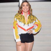 Naiara Azevedo usa look com fenda em ensaio e mostra foto sem edição: 'Amei'