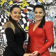 Maiara e Maraisa adotaram looks baseados nas tendências de moda