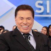 Silvio Santos reage com ironia após ser acusado de racismo contra cantora na TV