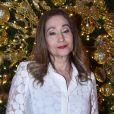 Sonia Abrão prestigiou jantar beneficente nesta segunda-feira, 16 de dezembro de 2019