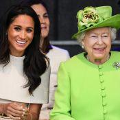 Meghan Markle e Harry não foram ignorados pela rainha em foto de Natal. Entenda!