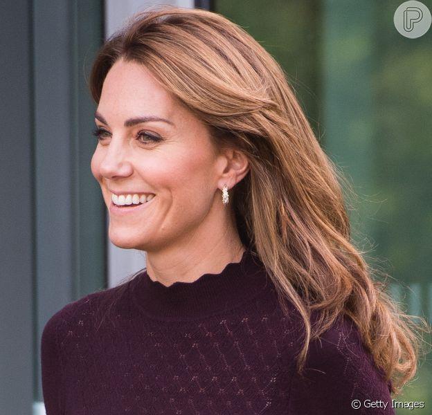 Kate Middleton completa 38 anos! Inspire-se nas trends de moda e beleza usadas pela Duquesa!