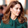 Poá é uma das estampas favoritas de Kate Middleton