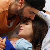 Alok exibe 1ª foto em família com Romana Novais e filho, Ravi: 'O amor é grande'
