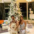 Romana Novais e Alok celebram nascimento do primeiro filho, Ravi, nesta sexta-feira, dia 10 de janeiro de 2020