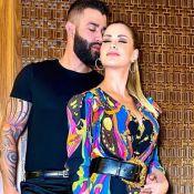 Andressa Suita usa look fashion em foto de aniversário e brinca sobre casamento