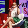 Maisa Silva fala de dificuldade ao fazer yôga