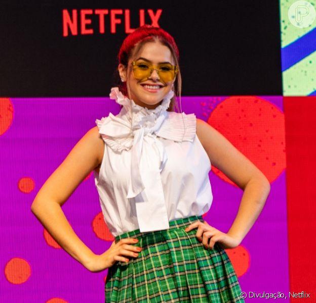 Maisa Silva anuncia filme na Netflix de Thalita Rebouças