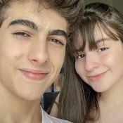 Sophia Valverde ganha surpresa de Lucas Burgatti por 6 meses de namoro. Fotos!