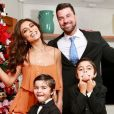 Juliana Paes vai viajar Carnaval com a família para Fernando de Noronha