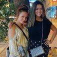 Larissa Manoela ganhou apoio de Maisa Silva ao deixar o SBT
