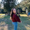 Larissa Manoela chorou em último dia no SBT: ' Obrigada por terem me acolhido e terem feito do meu trabalho aqui dentro o melhor que eu poderia ter'