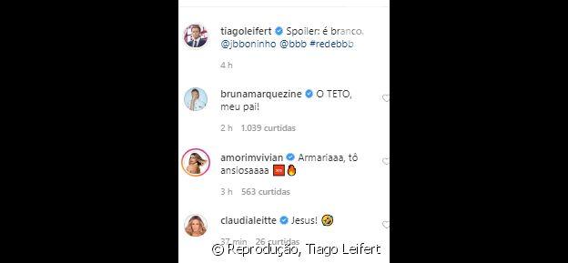 Bruna Marquezine, Claudia Leitte e Viviana Amorim opinam sobre Quarto Branco