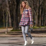 Polêmica fashion! As botas brancas voltaram com tudo para o street style
