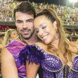Renata Dominguez e Leandro Gléria estão noivos