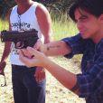 Thammy Miranda recebe elogios de sua namorada Linda Barbosa depois que postou foto em sua conta do Instagram