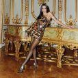Beleza de Bruna Maquezine foi destaque em ensaio  no Palácio das Laranjeiras