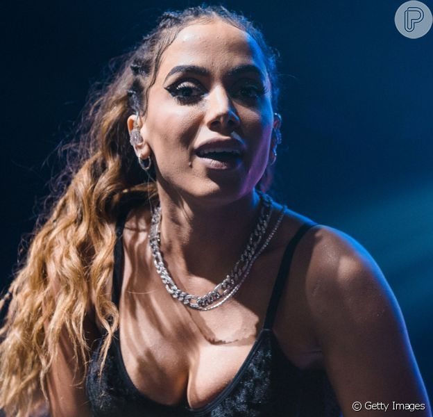 Anitta cancelou festa de aniversário por causa do coronavírus