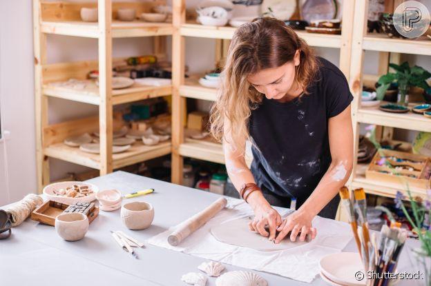 Trabalhos manuais dão mais foco e estimulam a criatividade
