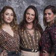 Na novela 'Salve-se Quem Puder', Petra (Bruna Guerin) é prima de Alan (Thiago Fragoso) e irmã de Alexia (Deborah Secco)