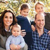George, Charlotte e Louis homenageiam equipes de saúde do Reino Unido