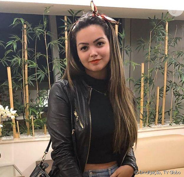 Suzanna Freitas detonou o pai, Latino, que, segundo ela, 'não paga pensão há anos'