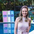 Milena Toscano é apresentadora do programa 'Chá dos Sonhos', no canal Discovery Home & Health
