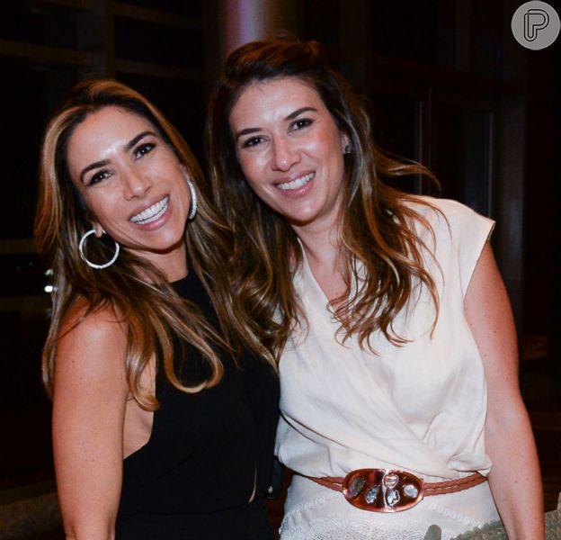 Patricia Abravanel festeja 1º aniversário do caçula, Senor, em casa com participação da irmã, Rebeca. Veja vídeo postao nesta quarta-feira, dia 15 de abril de 2020