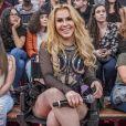 Joelma vai  cantar os maiores sucessos de sua carreira atendendo aos pedidos dos fãs