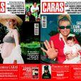 Em 1997, Xuxa anunciou que estava grávida de Sasha. Desde então, a menina estampa capas de revistas