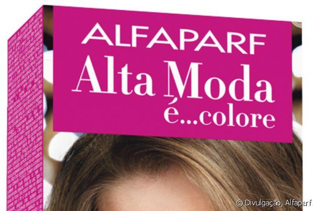 """Alfaparf possui o produto de coloração """"É...Colore"""" (R$11,90)"""
