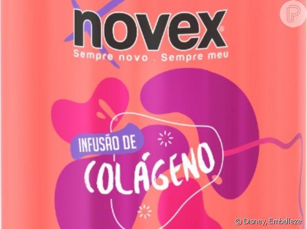 Creme para Pentear Novex Infusão de Colágeno é a aposta da Embelleze para o Dia das Mães