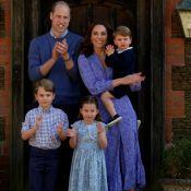 Princesa Charlotte aparece em fotos inéditas tiradas pela mãe, Kate Middleton