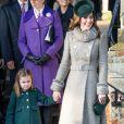 Filha de Kate Middleton, princesa Charlotte vai completar 5 anos
