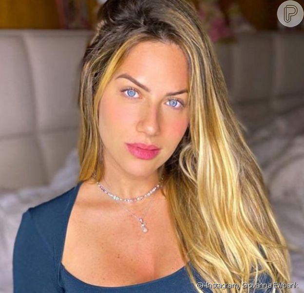 Giovanna Ewbank contou que filhos, Títi e Bless, estão ficando exibidos