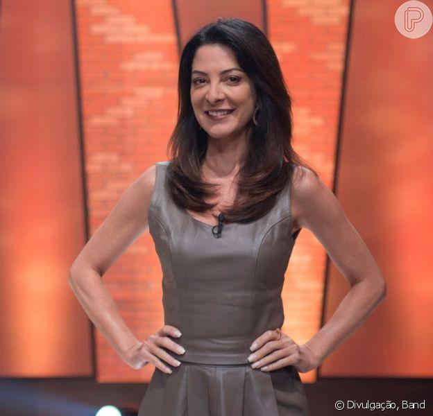 Ana Paula Padrão aparece em foto com namorado e fãs apontam semelhança com Bruno Gagliasso